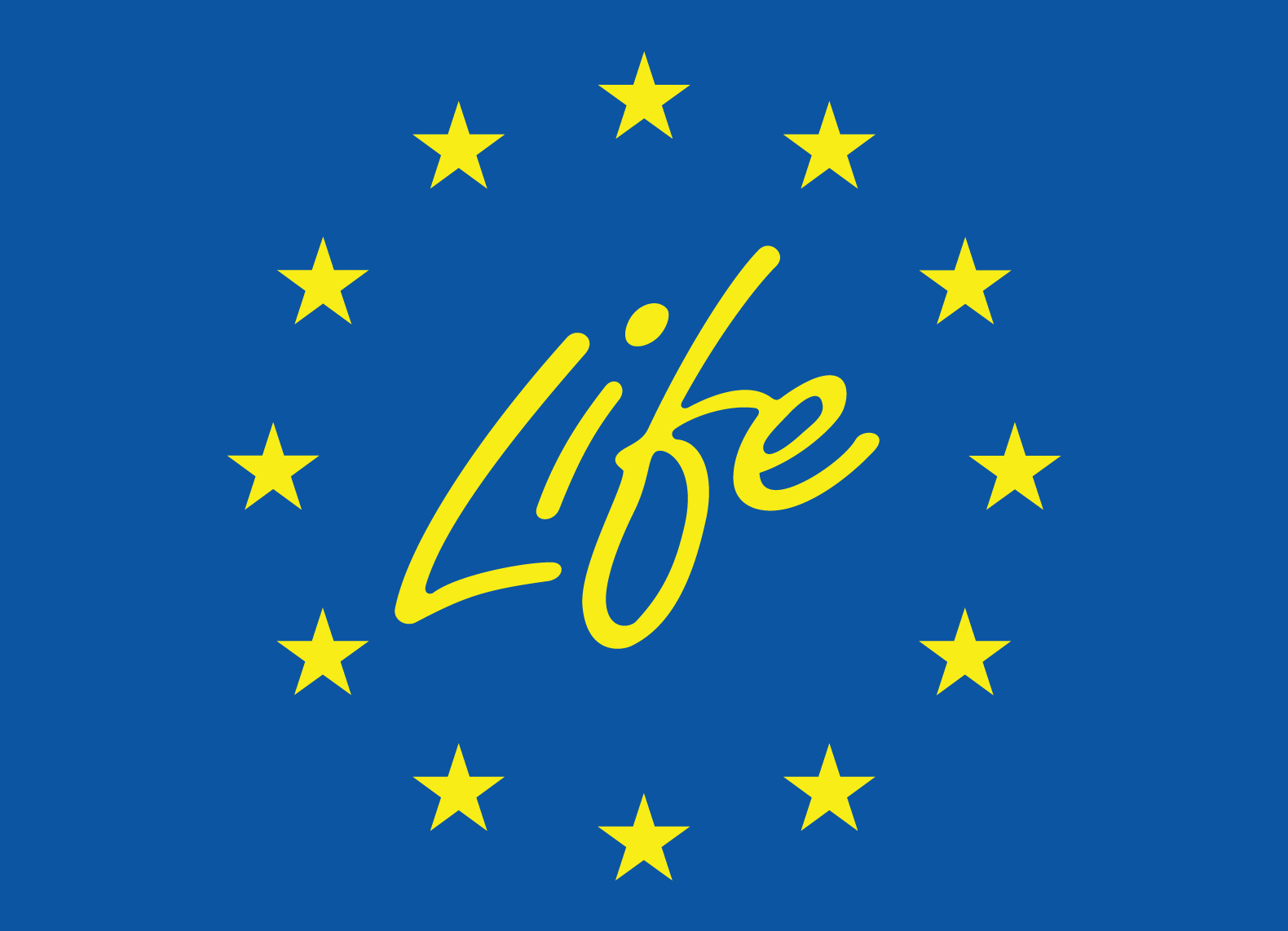 official logo of the European Commission LIFE Programme